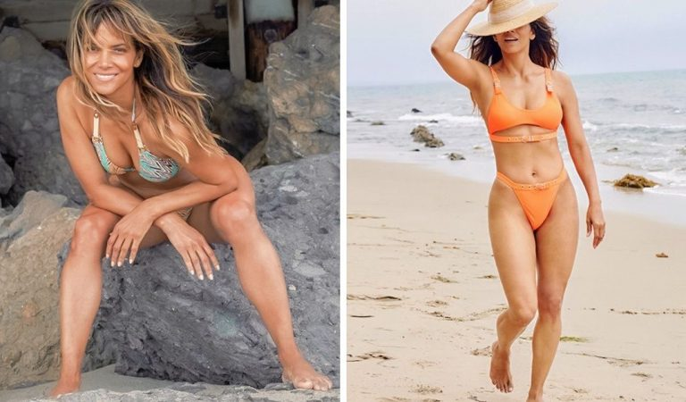 10 Celebs over 50 who are giving us major body goals (10 pics)